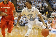CHAPEL HILL, N.C. — Brice Johnson had 15 of his 17 points after halftime and No. 13 North Carolina shot 55 percent to beat Syracuse 93-83 on Monday night. Nate Britt added a career-best 17 points and four 3-pointers off the bench for the Tar Heels (17-4, 7-1 Atlantic Coast Conference), who pulled away in the final 4 minutes for their sixth straight win. UNC shot 62 % in the 2nd half & took control once it stopped turning the ball over against the Orange's zone defense.