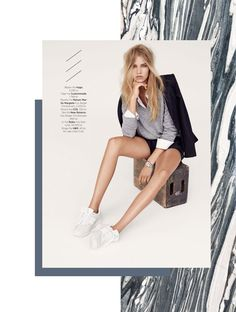 simpel hverdag: kirstin kragh liljegren by christian friis for eurowoman october 2014