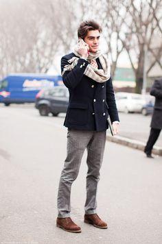 winter guy style