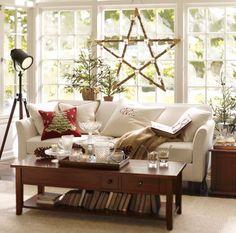 Camilla At Home: Julestemning med naturdekor