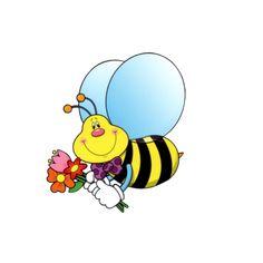 View album on Yandex. Bee Clipart, Bee Theme, Tatty Teddy, Classroom Themes, Views Album, Scrapbooks, Tweety, Pikachu, Clip Art