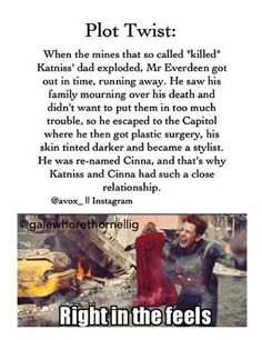 The Hunger Games- Wow.