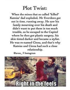 The Hunger Games- Wow. << NONONONONO