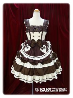chocolate whip jsk ivory