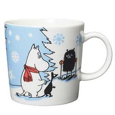 Moomin Mugs from Arabia – A Complete Overview Moomin Mugs, Tove Jansson, Coffee Cups, Tableware, Kitchenware, Dishes, Decorating, Decor, Coffee Mugs