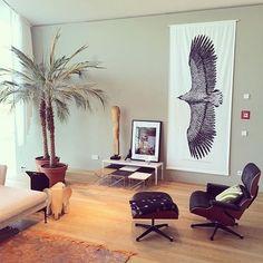 Vitra Eames Lounge Chair & Ottoman: http://www.utilitydesign.co.uk/vitra-eames-lounge-chair-large