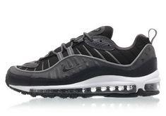 1ea409420f0 Legit Cheap Nike Air Max 98 SE Anthracite Dark Grey White AO9380-001 Best  Quality