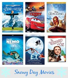Snowy Day Movies