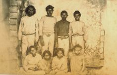 The Black War 1828–1832 in which the black aboriginals of Tasmania were reduced from about five thousand to less than seventy five