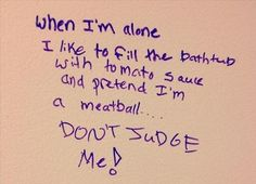 Best Bathroom Stall Quotes words found on the bathroom wall #shit #inspiration #toilet