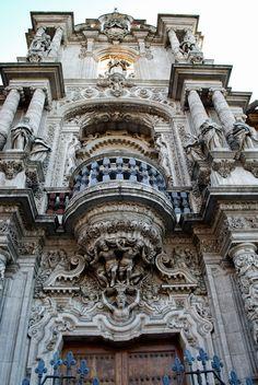 EDIFICIOS DE SEVILLA: Palacio de San Telmo. España