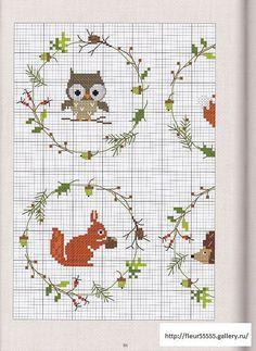 Читайте також також 40 схем вишивки Діснеївських героїв Торбинки для подарунків власноруч! Схеми вишивки та майстер-клас 33 схеми вишивки сніжинок 35 схем вишивки СНІГОВИЧКІВ Схеми … Read More