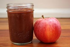 No sugar added Apple Butter - Christmas Gift idea!!!