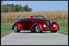 1937 Ford Roadster Street Rod 2012 Detroit Autorama 2nd in Class for sale by Mecum Auction
