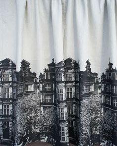 Love these curtains spacecraftaustralia studio