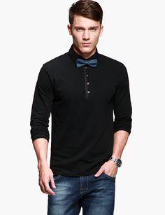Faça seu estilo no Atelier das Gravatas - atelierdasgravatatas.com.br ...  Laconic Slim Fit Polo Shirt