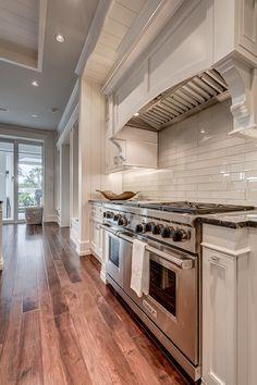 Long subway tile Backsplash. Kitchen with Long subway tile. Long subway tile Ideas #Kitchen #Longsubwaytile #backsplash #subwaytile  Calusa Construction, Inc.