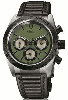 Tusor Fastrider Chronograph /// Founded 170 years ago, GOBBI 1842 is an official retail store for refined jewelleries and luxury watches such as Tudor in Milan. Check the website : http://www.gobbi1842.it/?lang=en
