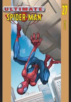 Ultimate Spider-man 27