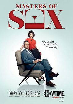 Showtime has released the official key art poster of upcoming provocative sex-drama, Masters of Sex starring Michael Sheen as Dr. William Masters and Lizzy Caplan as Virginia Johnson. Ver Series Online Gratis, Series Gratis, Gabriel Byrne, Six Feet Under, Michael Sheen, Best New Shows, Favorite Tv Shows, Movies And Series, Movies And Tv Shows