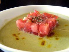 Recetas saludables para verano. Tartar tomate Dorsia