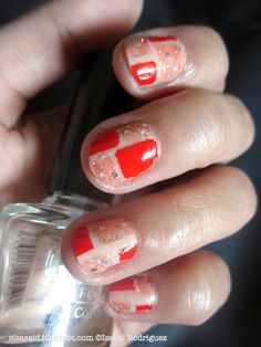 Ring my Bell, Isabel: Nails