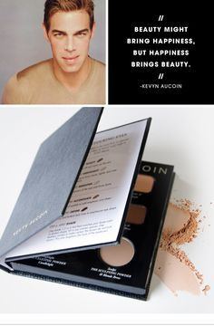 Read 7 bits of beauty wisdom from the legendary makeup artist Kevyn Aucoin - on The #Sephora Glossy>