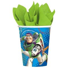 Toy Story Cups (8)