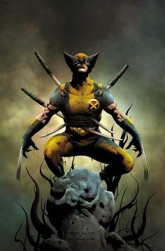 Wolverine by Jae Lee