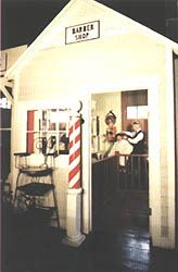 Barber Shop Queen Anne : 1000+ images about Gold Earrings on Pinterest St joseph mo, Treadle ...