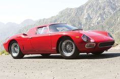 1964 Ferrari 250 LM Coupe - $11,550,000       Sold by: RM Auctions  The vehicle auctioned was the 19th of 32 copies ever made. This sports car pioneered mid-engine driving for Ferrari, carrying a 3.3-liter V-12 that drove the 250 LM to victory in nine Le Mans races by 1965.