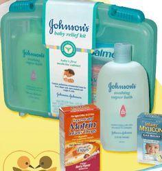 Free Johnson's Baby Relief Kit  free_baby_samples #babysamples #freebabystuff #free_baby_stuff  http://www.roundpulse.com/free-baby-samples