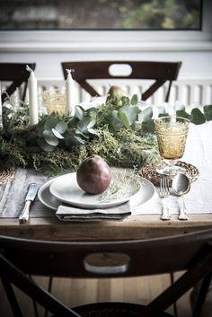 Festive Table by @ca