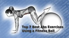"""Abdominal muscles have always been the quintessential token of """"being fit"""", the focal point on which people fix their forward stares and fitness related goals. And it's not just a six-pack you'll get; maintain strong abs, and you'll help prevent back pain, boost your agility, and increase your flexibility. In all reality, it takes a …"""