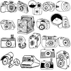 CAMERAS - Be aware, be wise and be caring... there is time to change your collections. Jndy