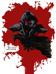 BATMAN BEYOND by Andrew Huerta