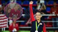 Here's a must-read article from Cosmopolitan:  Aly Raisman Says Thanks but She Will Treat Her Parents to a Spa Day