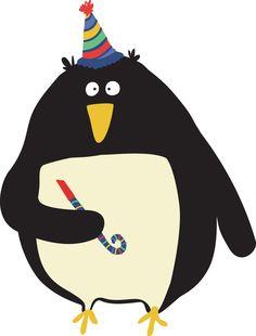 Nadia Shireen penguin