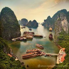 Photograph Ha Long Bay by Istvan Kadar on 500px