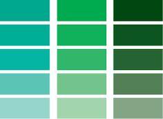 Resultado de imagen para color verde azulado en paredes