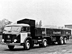 '1958-61 Henschel HS 165 TSI