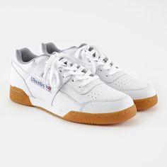 Reebok Workout Plus R12 - White/Reebok Royal/Flat Grey