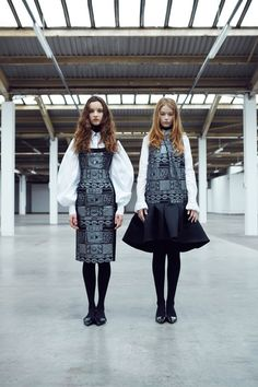 Giles | Pre-Fall 2014 Collection | Style.com