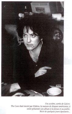 Robert Smith 1998