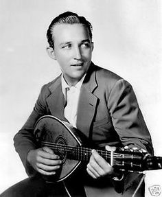 Bing Crosby,play me a melody, a great crooner!