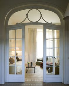 Beautiful Entry to a Room