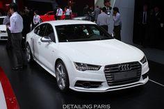Mondial de l'automobile 2014 à Paris - Audi S7 4.0T 450 ch