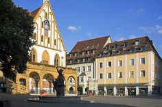 The Old Town of Amberg