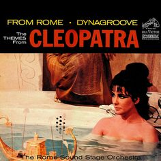 The Themes from Cleopatra vintage vinyl lp record album