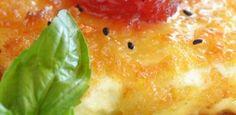 Φέτα Σαγανάκι σε Κρούστα από Παξιμάδι Κυθήρων Snack Recipes, Snacks, First Bite, Feta, Greek Recipes, Starters, Baked Potato, Appetizers, Pudding